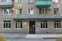 Библиотека имени Чехова. Улица Комарова, 4