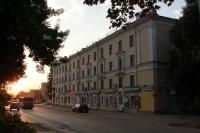 Проспект Баклановский (ул. 26 Бакинских комиссаров, 2). Закат