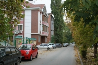 Атаманская улица. Осень