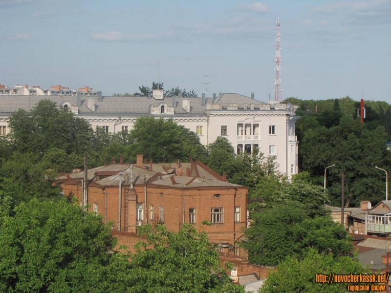 Московская, 63 (бывший гидрохимический институт)