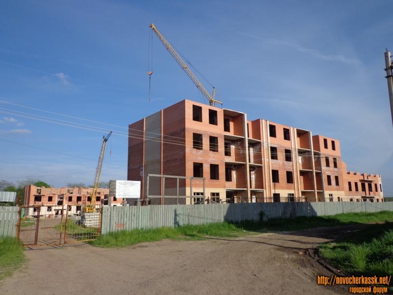 Строительство дома на Ященко