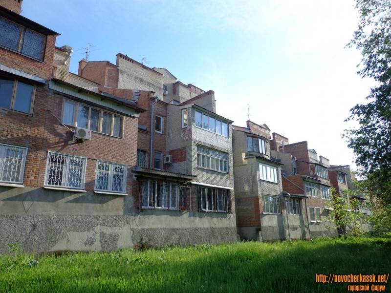 Баклановский, 117