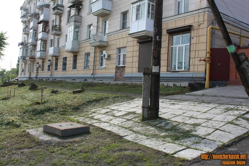 Улица Буденновская, 1