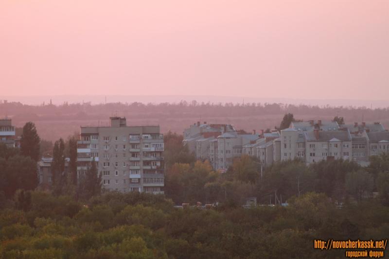 Многоэтажки на проспекте Баклановском