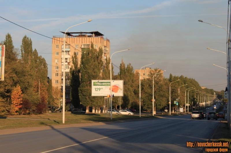 Проспект Баклановский. Черёмушки
