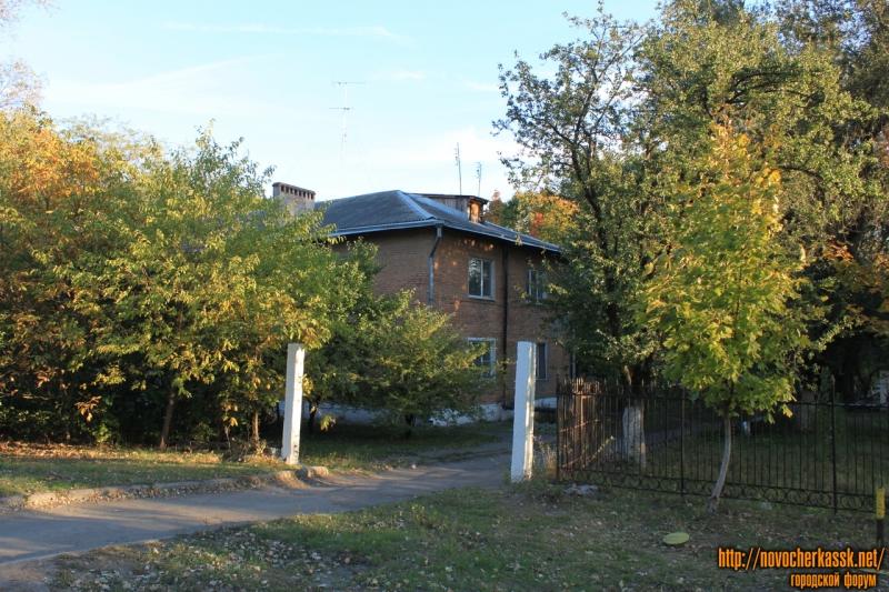 Баклановский, 87
