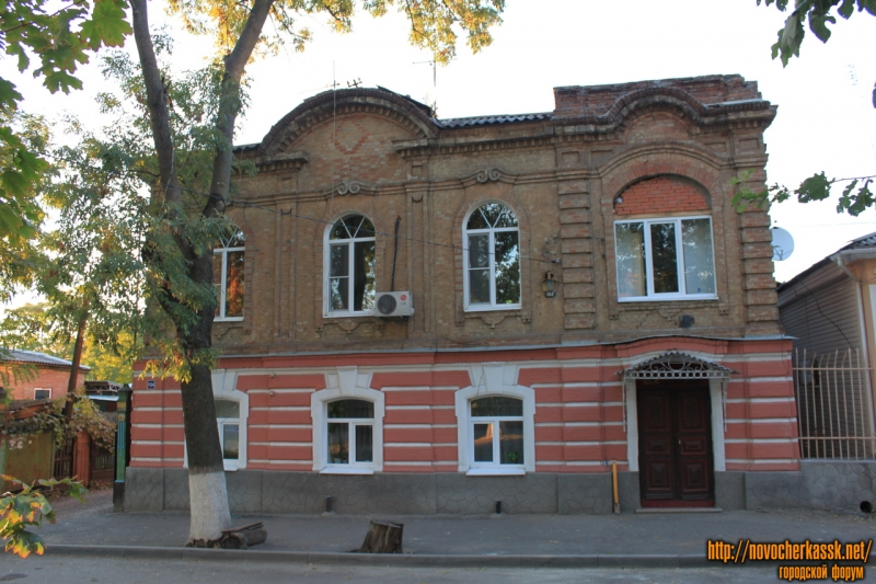 Улица Комитетская, 104