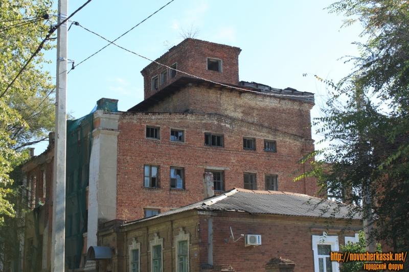 Здание бывшего завода имени Никольского