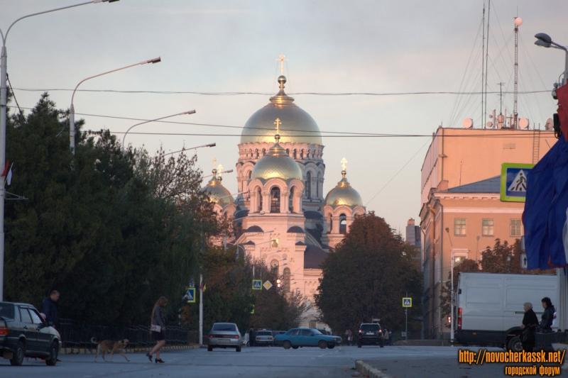 Проспект Платовский. Собор