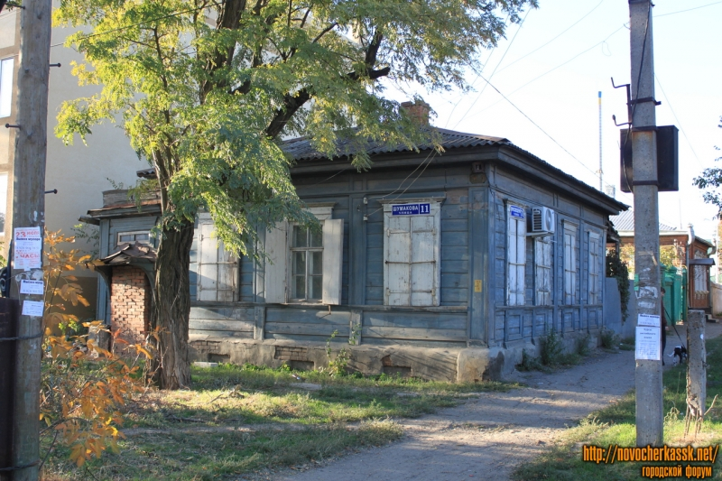 Шумакова, 11 / Просвещения, 71