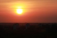 Закат над Новочеркасском