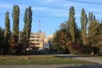 Проспект Баклановский. Институт виноградорства и виноделия