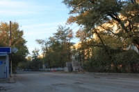 Ремонт на улице Богдана Хмельницкого