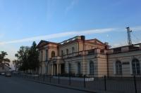 Железнодорожный вокзал Новочеркасска