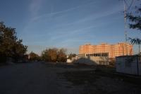 Переулок Ященко. Вид в сторону Баклановского