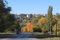 Проспект Платовский. Вид в сторону выезда из города