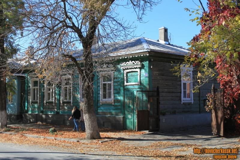Переулок Кривопустенко, 16