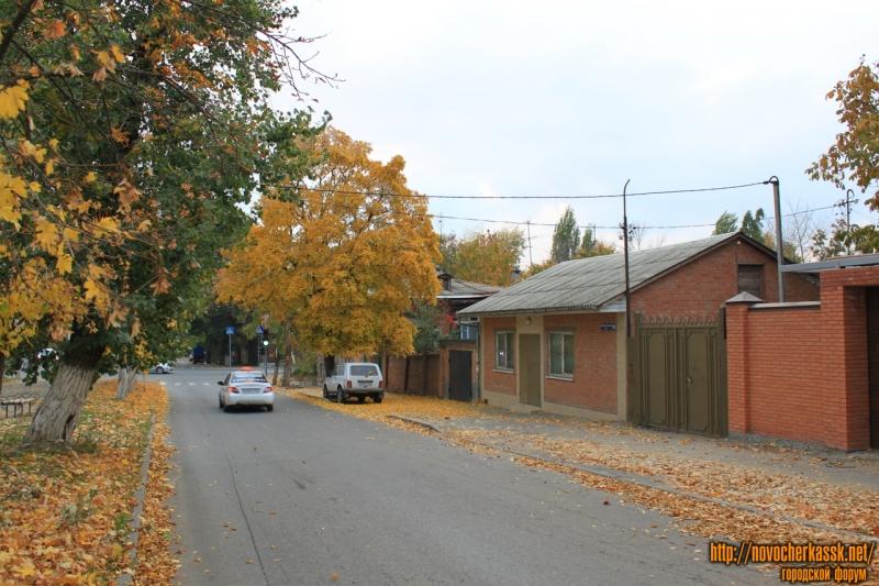 Улица Комитетская. Вид в сторону Пушкинской