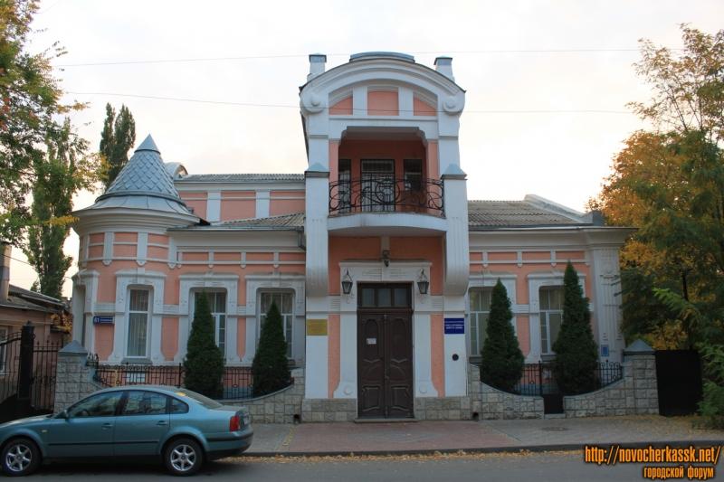 Улица Атаманская, 61. Особняк архитектора Сальникова