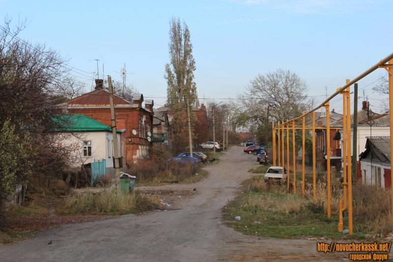 Улица Аксайская