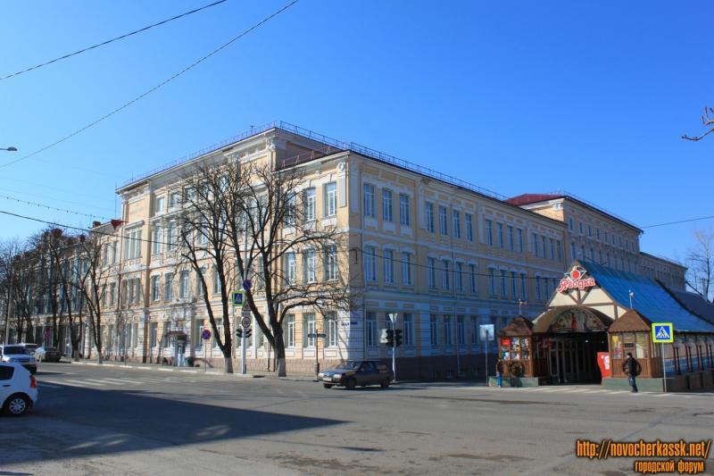 Школа №1. Улица Московская, 13