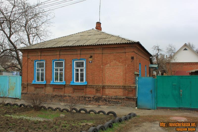 Улица Красноармейская, 166