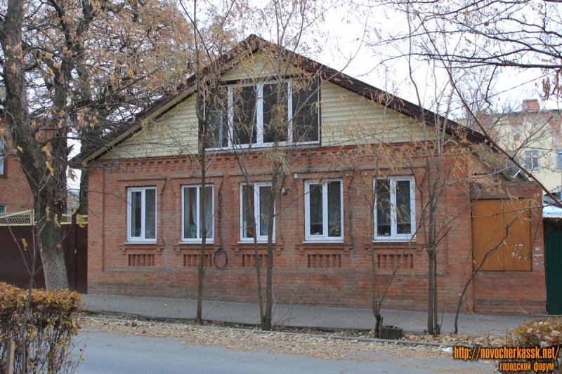 Улица Дубовского, 51