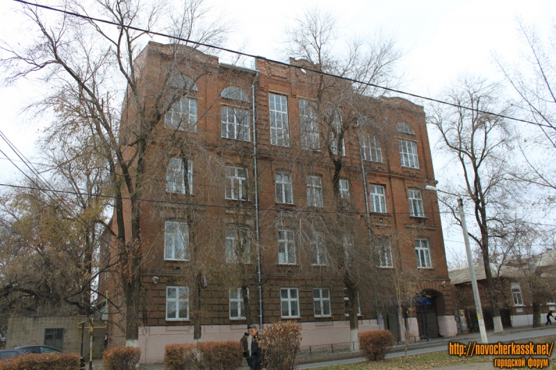 Улица Дубовского, 38