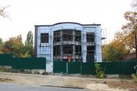 Строительство на улице Ленгника, 17