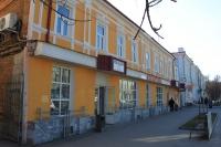 Улица Московская, 4. Магазин «Спартак»