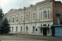 Бывший ДК Электродного завода, ул. Дворцовая, середина 90-х