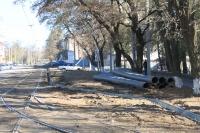 Улица Троицкая. Реконструкция