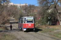 Улица Орджоникидзе. Трамай №130