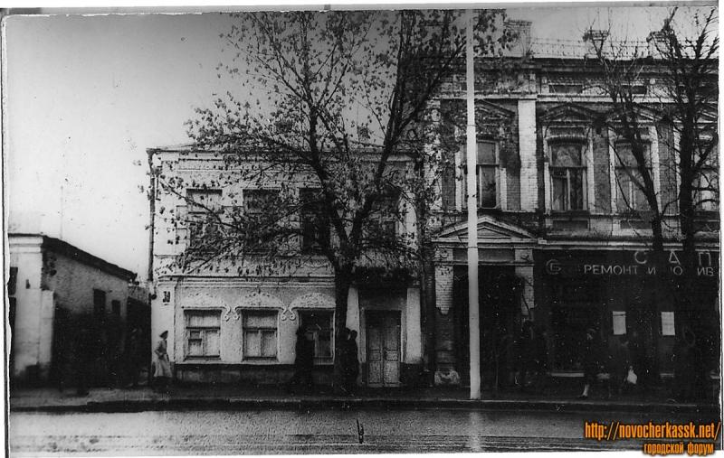 Улица Московская, 28