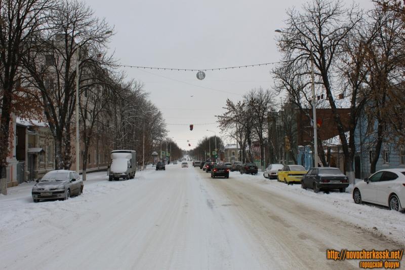 Улица Московская