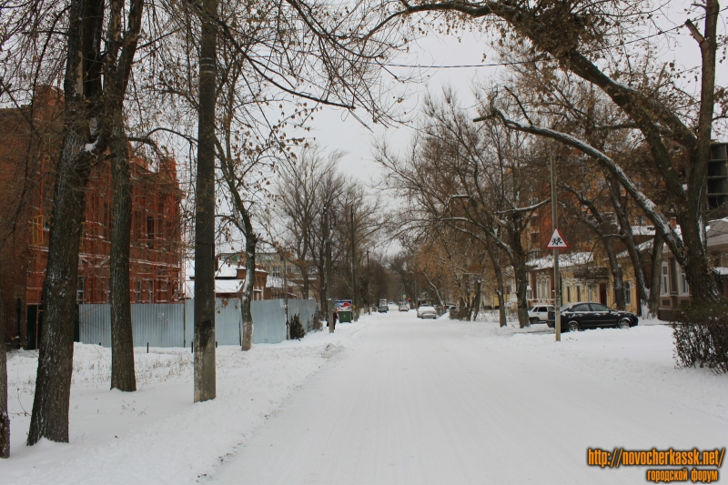 Улица Просвещения