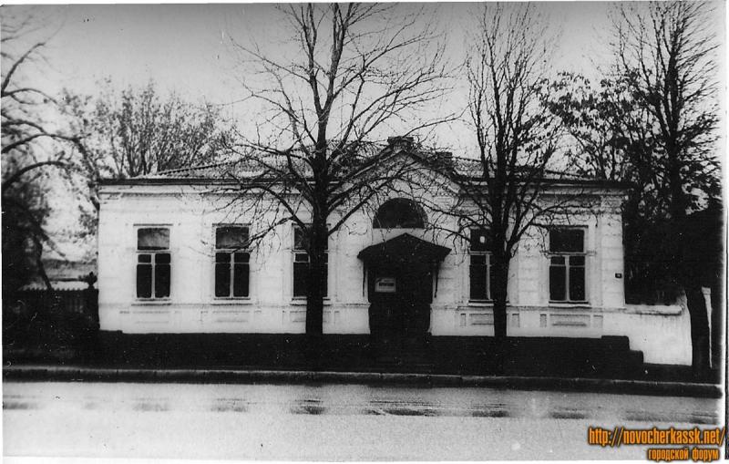 Улица Московская, 44