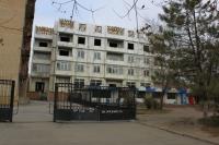 Новостройка на улице Михайловской, 171. Вид с улицы Троицкой