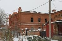 Восстановление здания на ул. Просвещения, 87Б
