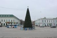Новогодняя ёлка-2015 в Новочеркасске