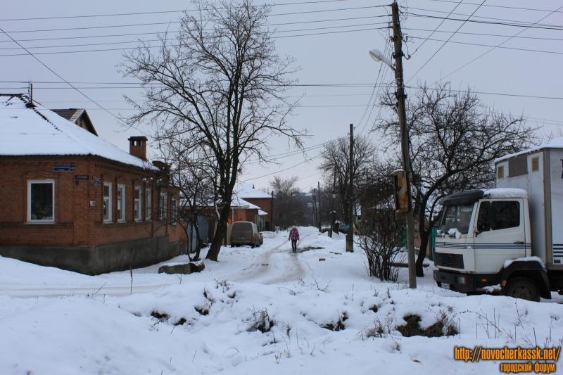 Улица Бабушкина