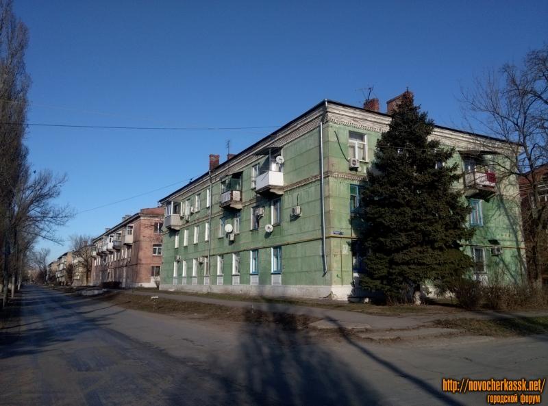 Улица Николаевой-Терешковой