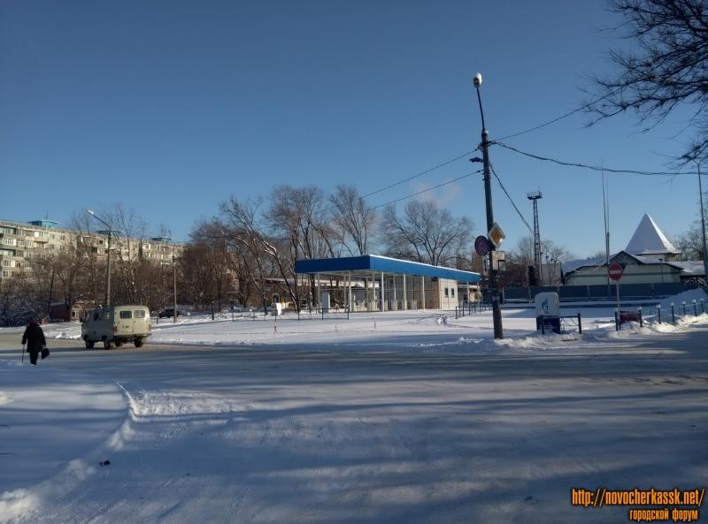 Строительство автомойки самообслуживания на автовокзале