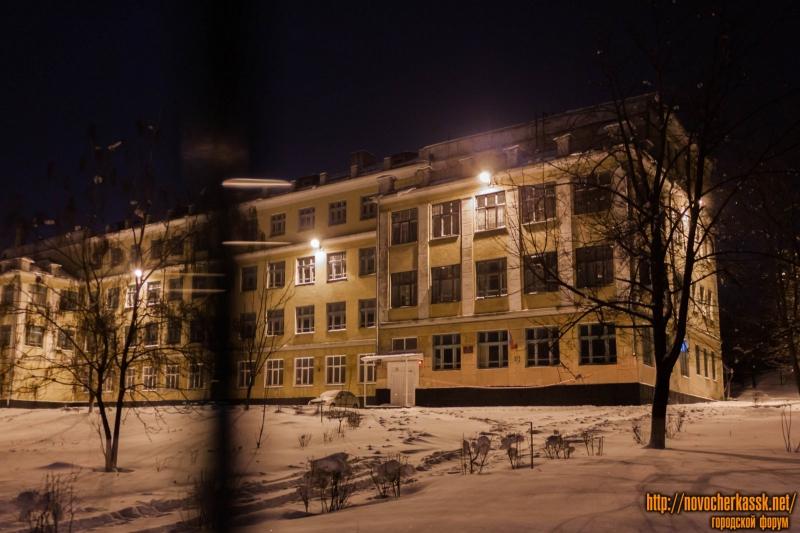 Школа №19. Улица Буденновская
