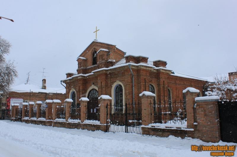 Католический костел  на Просвещения