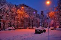 Улица Московская, первая школа