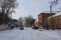 Улица Красноармейская (вид в сторону Московской)