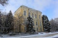 Корпус Новочеркасской милиоративной академии на улице Пушкинской