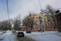 Перекресток Пушкинской и Кривопустенко