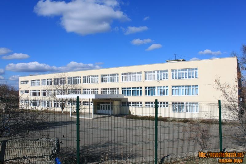 Школа №12. Улица Ростовский выезд, 18